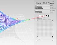 Catenary Mesh System V0.1