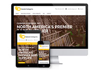 Industrial WordPress Website Design