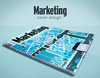 Marketing Magazine - Cover Design