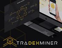 Cryptocurrency Mining App - UX/UI, Brand Design