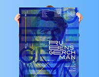 Rubens Gerchman Exhibit Identity