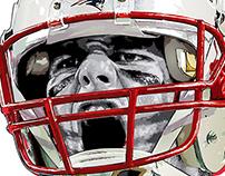 Tom Brady Vector Sport Illustration