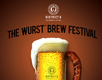 The Wurst* Brew Festival
