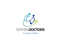 Diseño de Logotipo para Dental Doctors