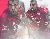 Arturo Vidal - FB Cover