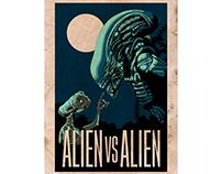 ALIEN vs ALIEN