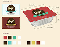 Redesigned Packaging for Goya Almonds