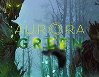 Aurora - Exhibition V GREEN