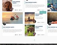 kanacrunch website template
