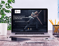 British Dance Council - Course Template
