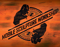 Mobile Sculpture Workshop Branding