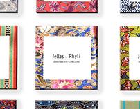 Branding Jellas + Phyli Bijoux ethniques alter éco
