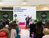 CONFÉRENCE - JOURNÉE INTERNATIONALE DES FEMMES
