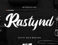 Rastynd Script Font