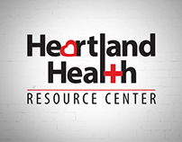 Heartland Health Identity and Branding