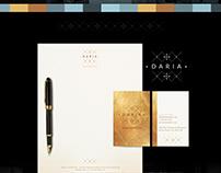Daria. Fashion Stylist.
