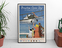 Open Sky Poster