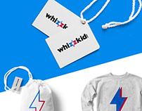 Whizzkid Branding Design