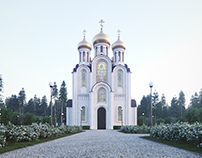 New project for University The Orthodox Church