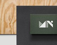 Matt Nichol Garden Design Identity