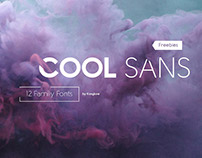 Cool Sans 12 Family Fonts Free Download