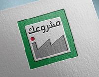 Mashrou3ak - Branding