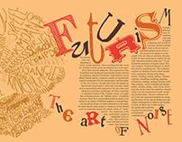 Futurism Editorial Assignment