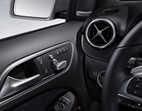 Mercedes-Benz Interior   CGI