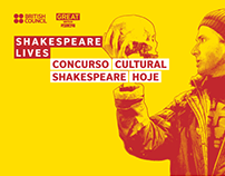British Council - Shakespeare Lives Program