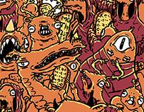 Biffy Clyro Gig Poster