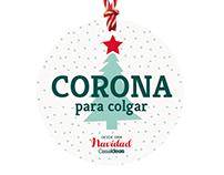Diseño packaging Navidad Casaideas.