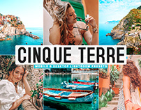 Free Cinque Terre Mobile & Desktop Lightroom Presets