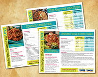 USA Rice Federation - Recipe Cards