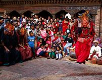 Nava Durga Festival in Nepal