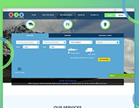 Winxpress: On demand Delivery and Moving business websi
