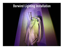 Berwind Lighting Installation