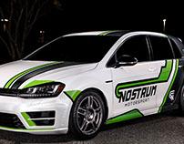 Nostrum Car Wrap