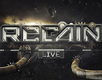 Regain (Live) 3D Design