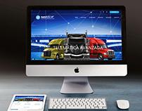 Diseño Web - Navisaf