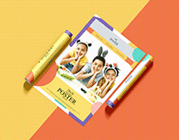 24x36 Branding Poster Mockup Free