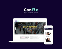 ConFix - Expo & Events WordPress Theme