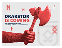 DRAKSTOR - LA BOUTIQUE DU MAKER