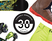 Transworld Snowboarding 30 Days of Giveaways