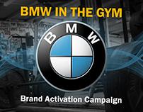 BMW in the Gym presentation