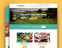 Ten Mile Menu - Website Redesign
