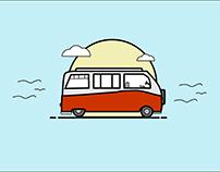 Van Holiday
