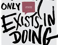 CreativeMornings Akl - Poster