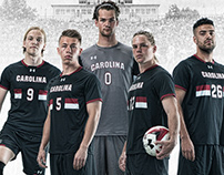 2018 Gamecock Men's Soccer poster