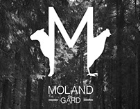 Moland Gård Logo