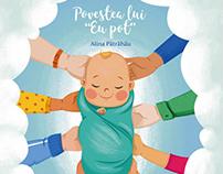 """Povestea lui """"Eu pot"""" - Book illustration"""